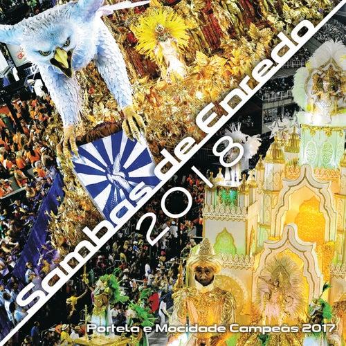 Sambas De Enredo Das Escolas De Samba 2018 by Various Artists