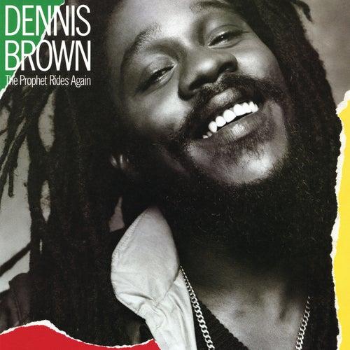 The Prophet Rides Again de Dennis Brown