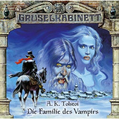 Folge 3: Die Familie des Vampirs von Gruselkabinett