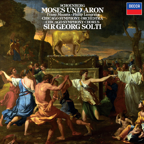 Schoenberg: Moses und Aron de Sir Georg Solti