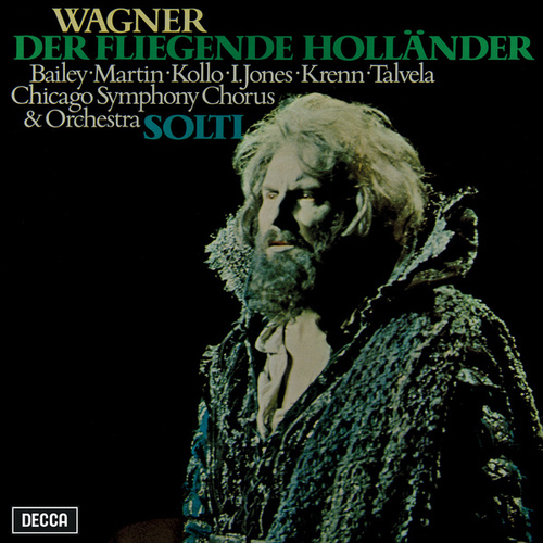 Wagner: Der fliegende Holländer de Various Artists