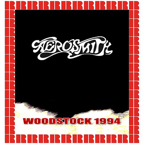 Woodstock, Saugerties, New York, August 13th, 1994 (Hd Remastered Version) by Aerosmith