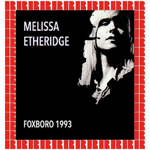 Foxboro Stadium, Mass. September 6th, 1993 (Hd Remastered Version) by Melissa Etheridge