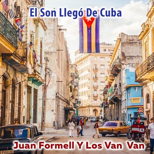 El Son Llego de Cuba de Juan Formell