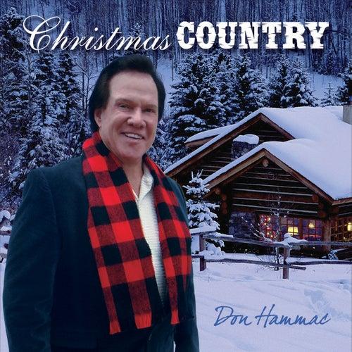 Christmas Country de Don Hammac
