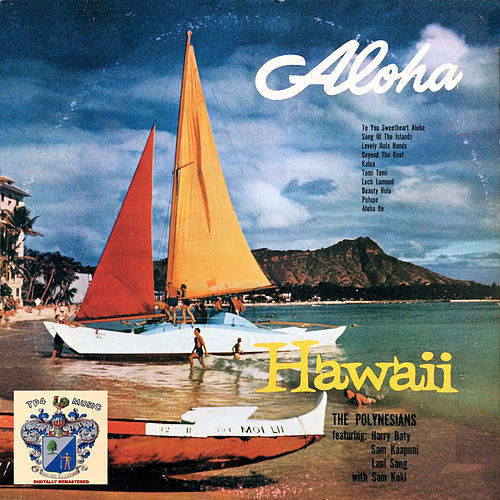 Aloha Hawaii de The Polynesians
