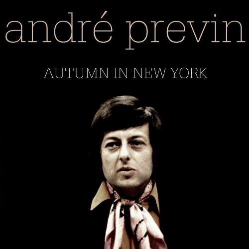 Autumn In New York de André Previn