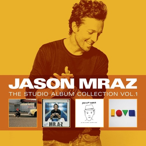 The Studio Album Collection, Volume One by Jason Mraz