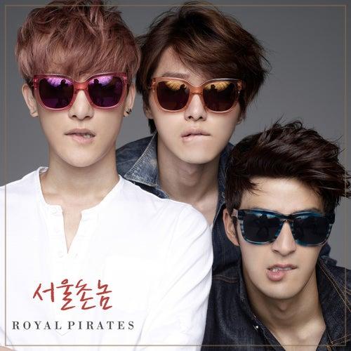 Seoul Hillbilly by Royal Pirates