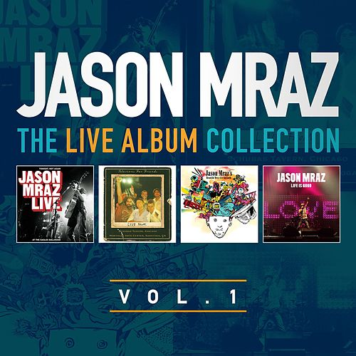 The Live Album Collection, Volume One by Jason Mraz