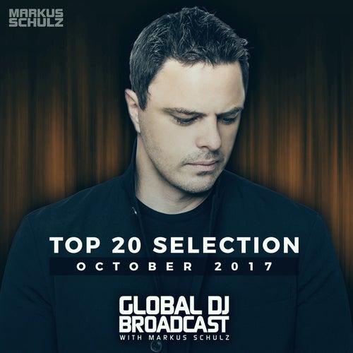 Global DJ Broadcast - Top 20 October 2017 de Various Artists