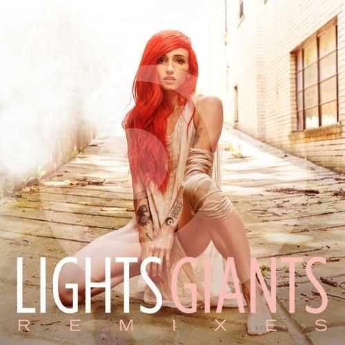 Giants Remixes di LIGHTS