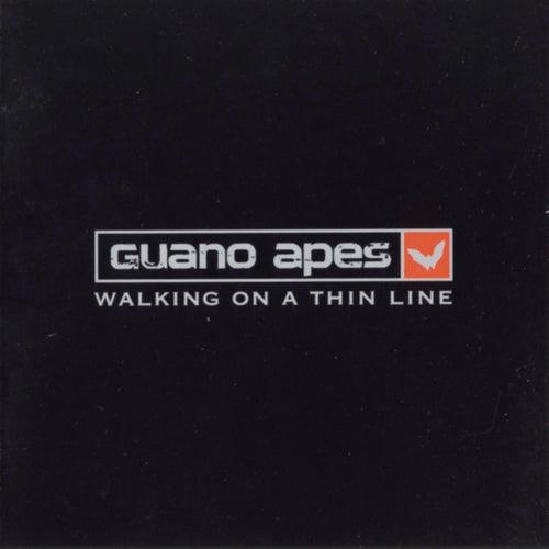 Walking On A Thin Line von Guano Apes