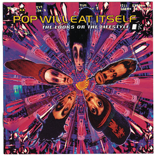 The Looks Or The Lifestyle/New Midprice Version by Pop Will Eat Itself