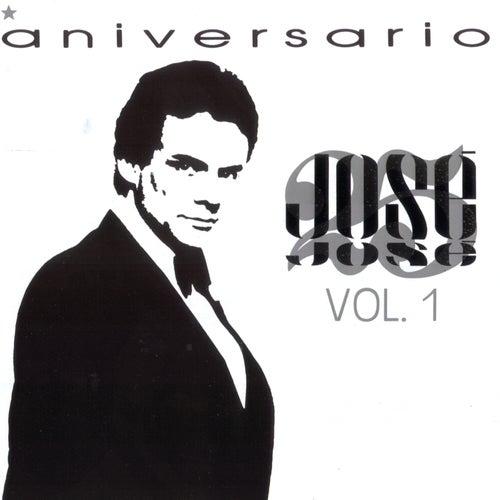 Jose Jose 25 Años Vol. 1 de Jose Jose