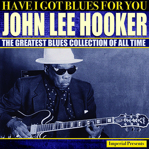 John Lee Hooker (Have I Got Blues Got You) de John Lee Hooker