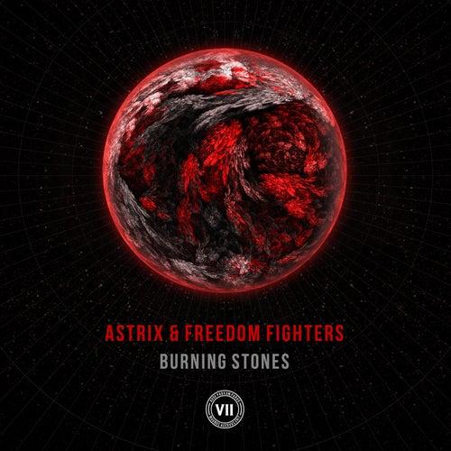 Burning Stones de Astrix