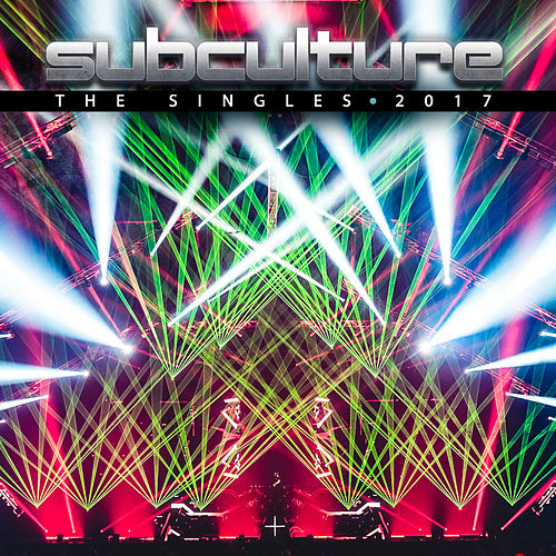 Subculture - The Singles 2017 von Various Artists