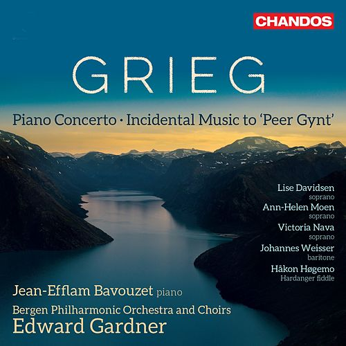 Grieg: Peer Gynt, Op. 23 & Piano Concerto in A Minor, Op. 16 de Various Artists