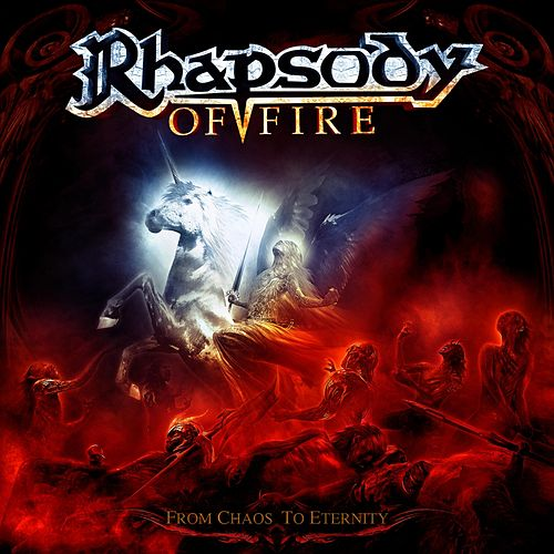 From Chaos To Eternity ((Exclusive Bonus Version)) by Rhapsody Of Fire