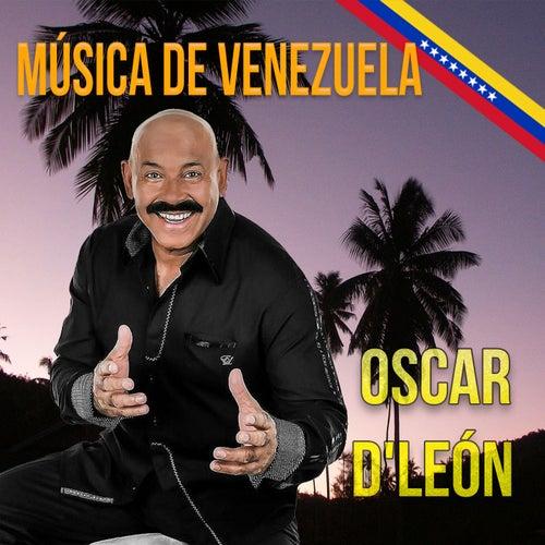 Música de Venezuela, Oscar D'León de Oscar D'Leon