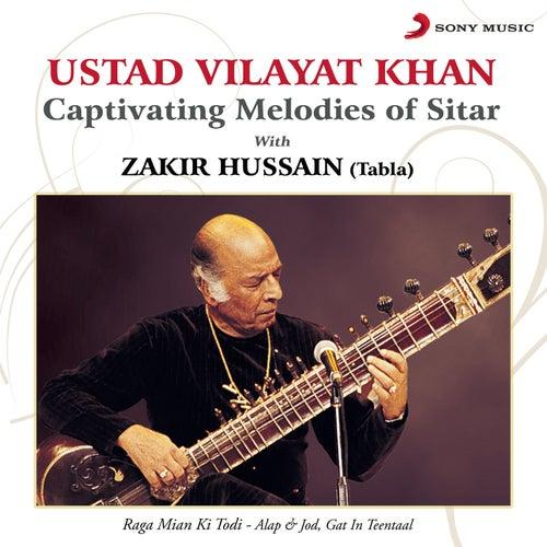 Captivating Melodies of Sitar by Ustad Vilayat Khan