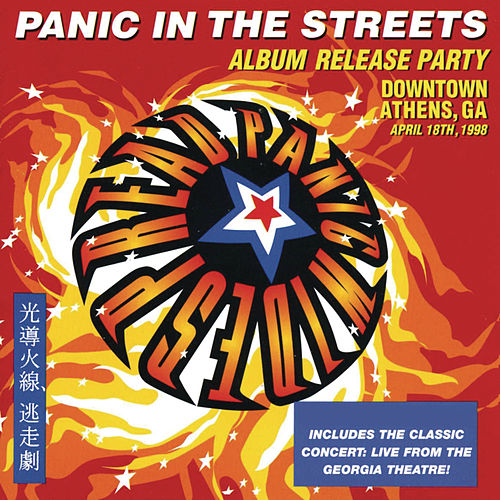 Panic In The Streets de Widespread Panic