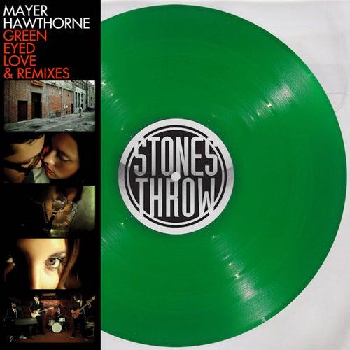 Green Eyed Love Remixes de Mayer Hawthorne