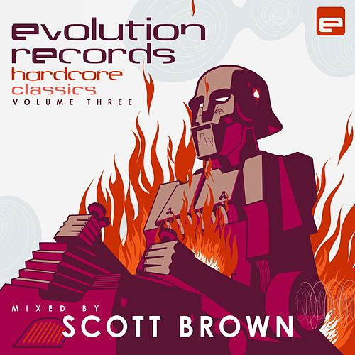 Evolution Records Hardcore Classics, Vol. 3 - EP by Various Artists