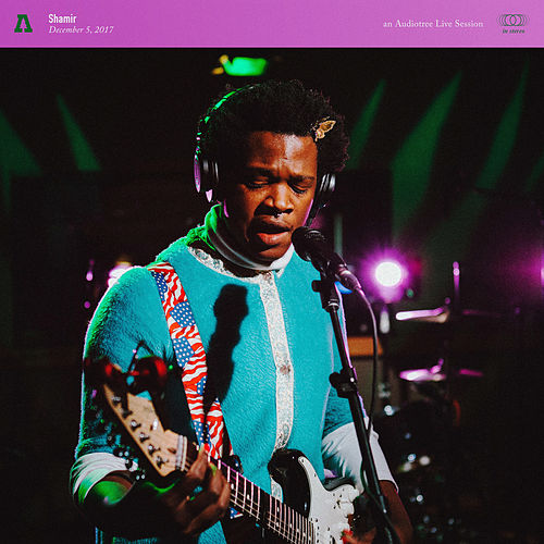 Shamir on Audiotree Live von Shamir