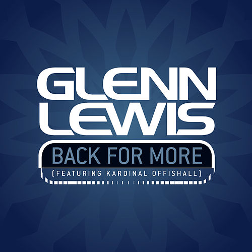 Back For More by Glenn Lewis