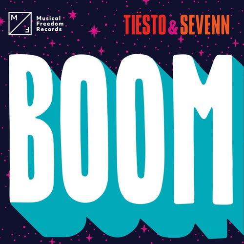 BOOM de Tiësto & Sevenn