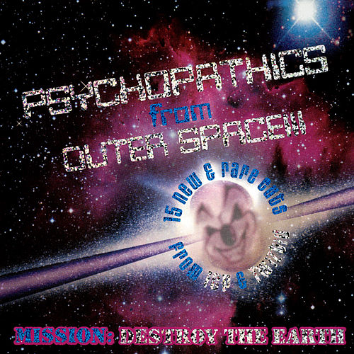 Psychopathics from Outer Space de Various Artists