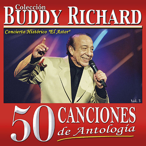 Canciones de Antología (Vol. 1) de Buddy Richard
