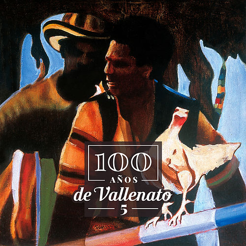 100 Años de Vallenato (Vol. 5) de Various Artists