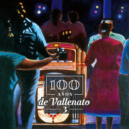 100 Años de Vallenato (Vol. 3) de Various Artists