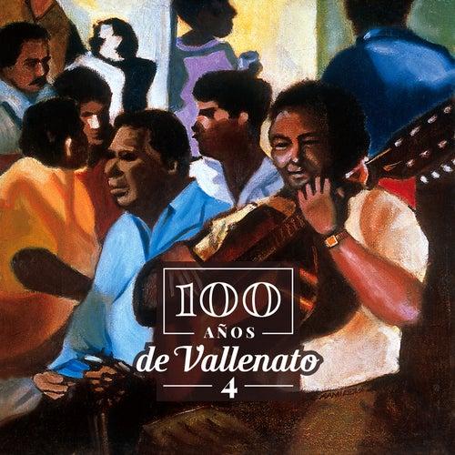 100 Años de Vallenato (Vol. 4) de Various Artists