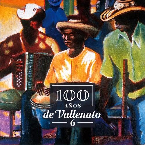 100 Años de Vallenato (Vol. 6) de Various Artists