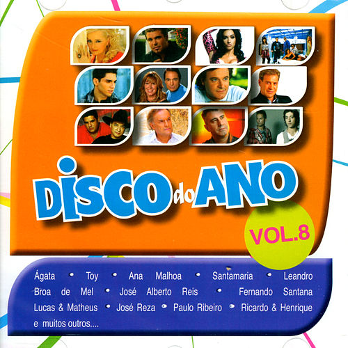 Disco do Ano Vol. 8 by Various Artists