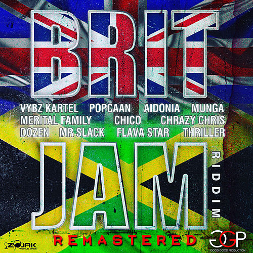 Brit Jam Riddim (Remastered) by Various Artists