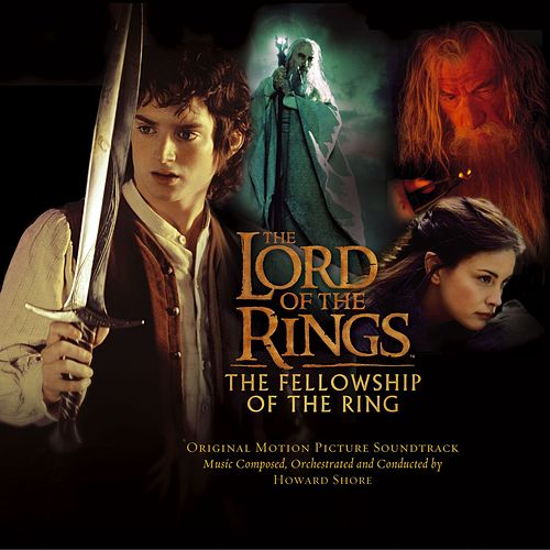 Lord Of The Rings-The Fellowship Of The Ring von Various Artists