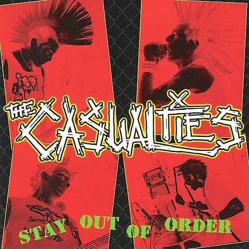 Stay Out of Order by The Casualties