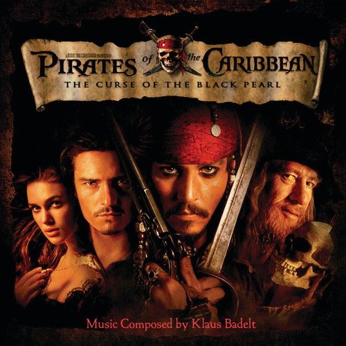 Pirates of the Caribbean: The Curse of the Black Pearl (Original Motion Picture Soundtrack) by Klaus Badelt