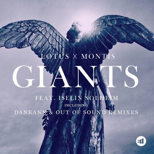 Giants (Remixes) de Montis