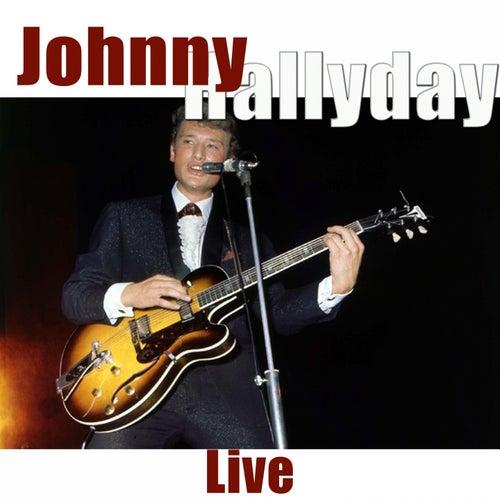 Live de Johnny Hallyday