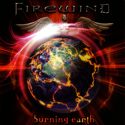 Burning Earth de Firewind