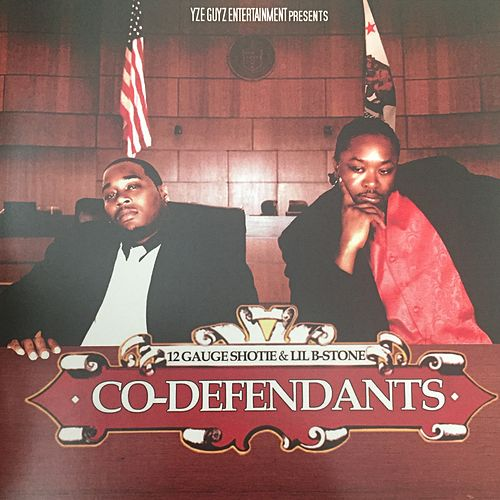 Co-Defendents by Lil B-Stone