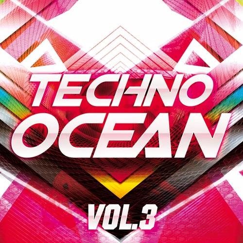 Techno Ocean, Vol. 3 - EP von Various Artists