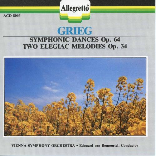 Grieg: 2 Elegiac Melodies, Op. 34 & Symphonic Dances, Op. 64 von Wiener Symphoniker
