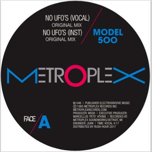 NO UFO's by Model 500